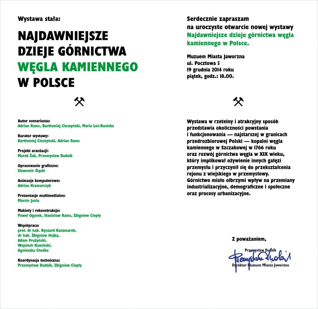 zaproszenie_gornictwo_wystawa2