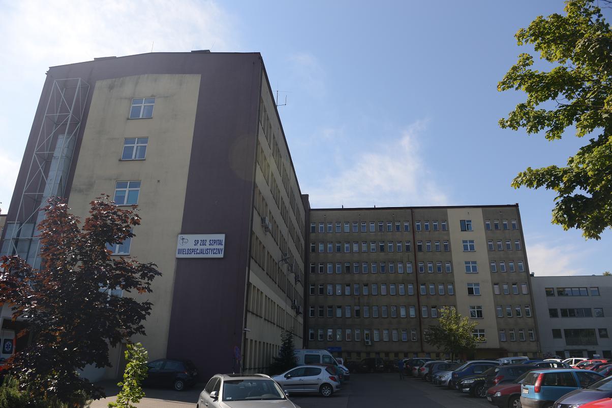 szpital w jaworznie