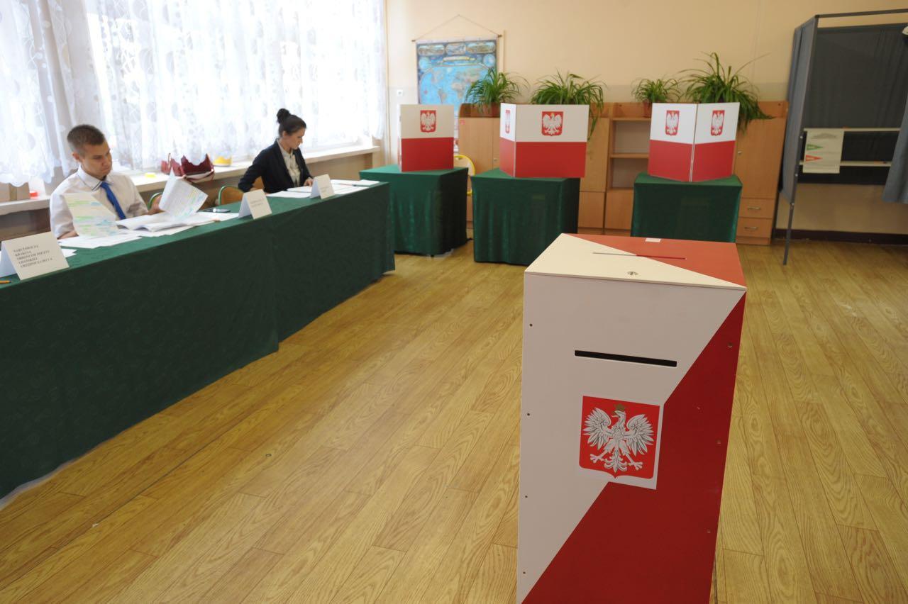 Referendum 6 września 2015, puste lokale wyborcze w Jaworznie