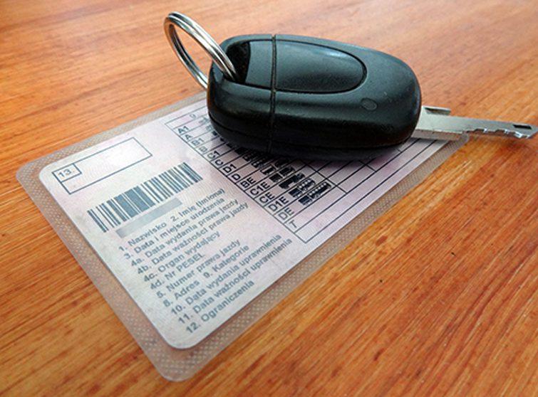 kierowca doskonały, prawo jazdy