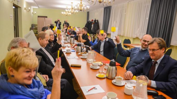 Znamy władze Jaworznickiej Izby Gospodarczej w Jaworznie.
