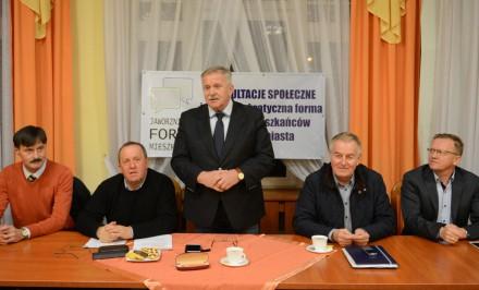 Maciej Bochenek, Krzysztof Lehnort, Wiesław Więckowski