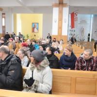 """Koncert finałowy konkursu """"Złota Kantyczka"""" w Jaworznie."""