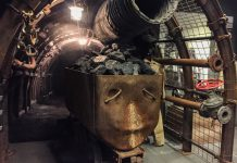 Najdawniejsze dzieje górnictwa węgla kamiennego w Polsce – zwiedzanie wystawy