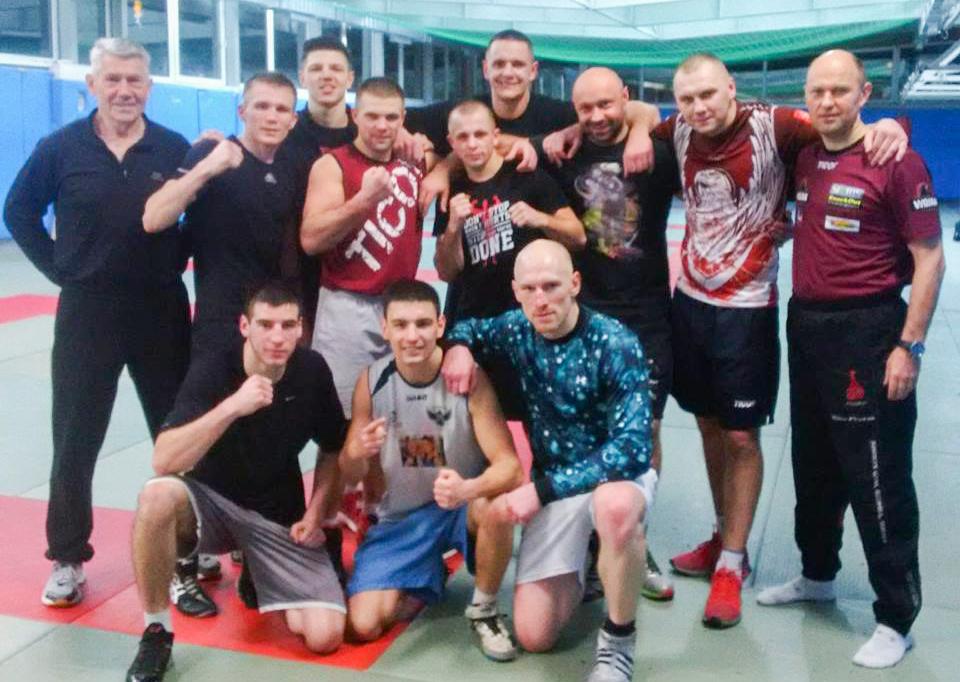 Kamil Młodziński powraca na zawodowy ring po trzyletniej przerwy.