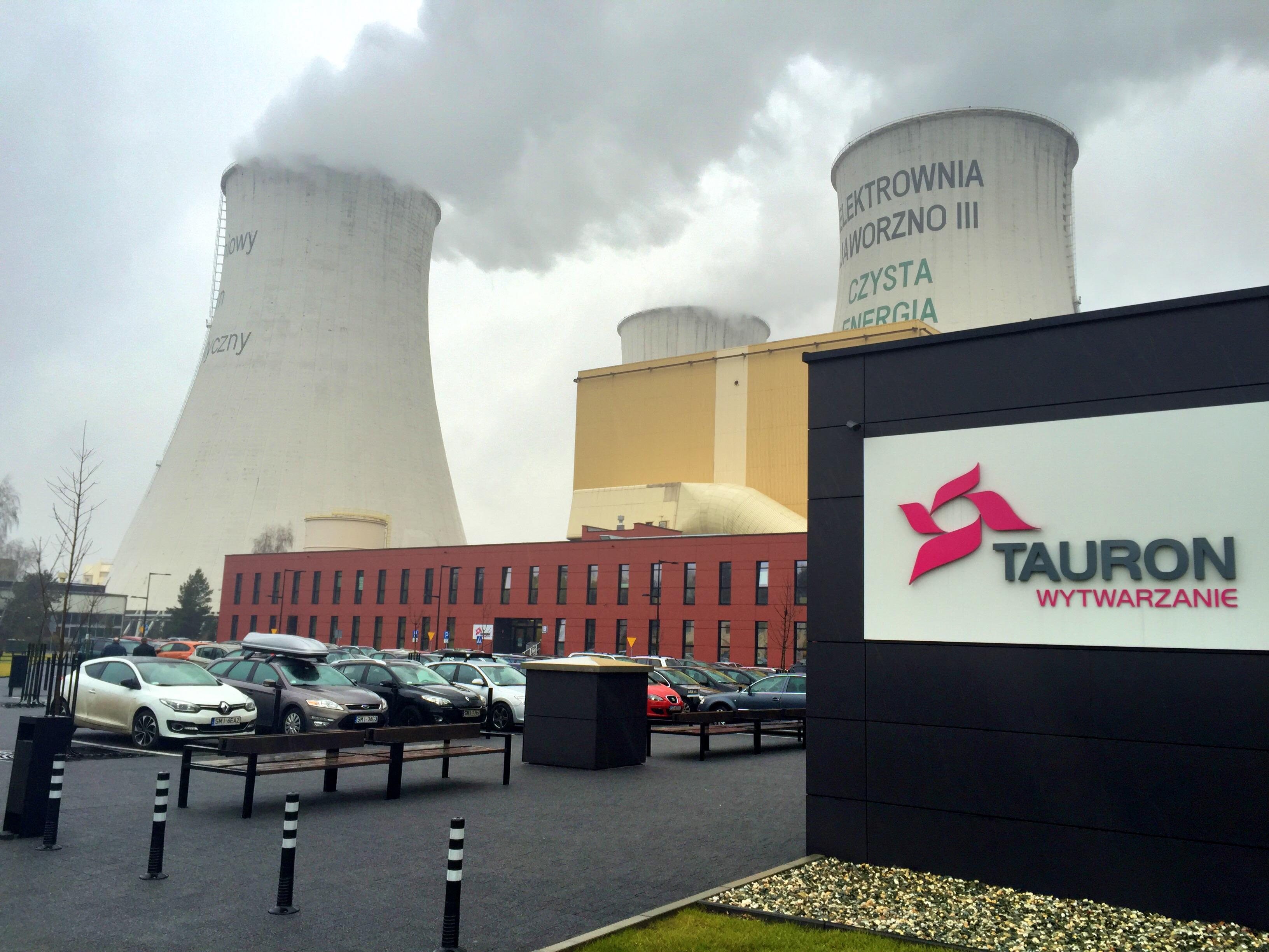TAURON_Wytwarzanie_Siedziba_Elektrownia Jaworzno III