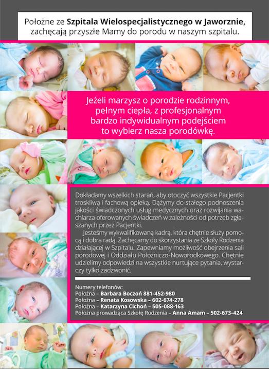 plakat-bobasy-szpital-jaworzńo-porodowka
