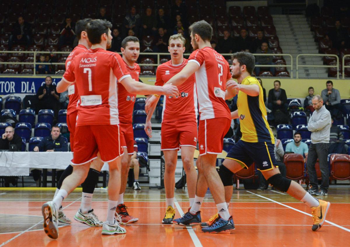 Siatkarze MCKiS Jaworzno zajęli 1. miejsce po rundzie zasadniczej.