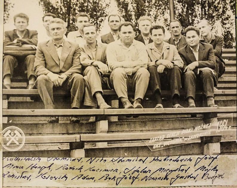 Z kart historii Victorii 1918 Jaworzno.