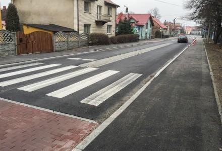 Ulica Jaworznicka zostanie przebudowana.