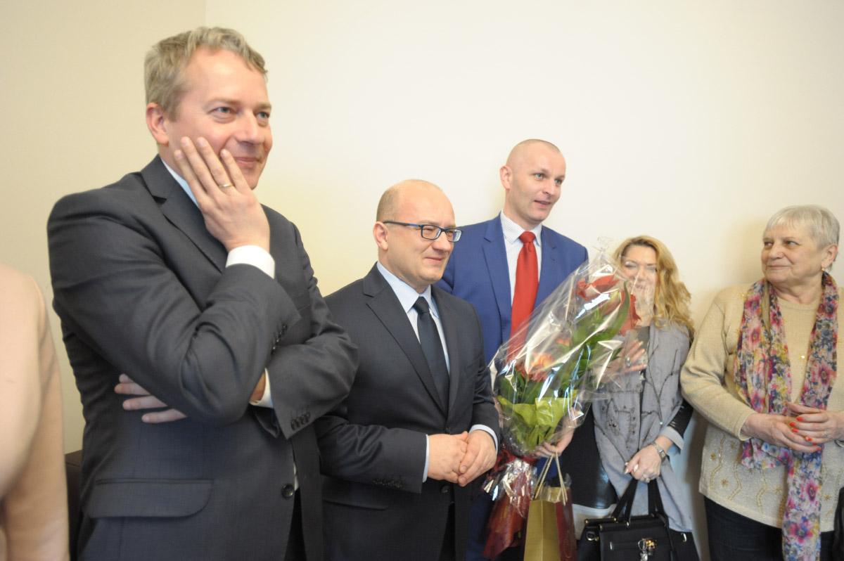 Otwarcie biura poselskiego posła Pawła Bańkowskiego.