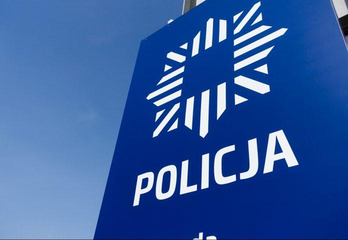 Logo policji.