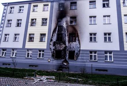 Prokuratura bada przyczynę wybuchu gazu na Osiedlu Stałym.