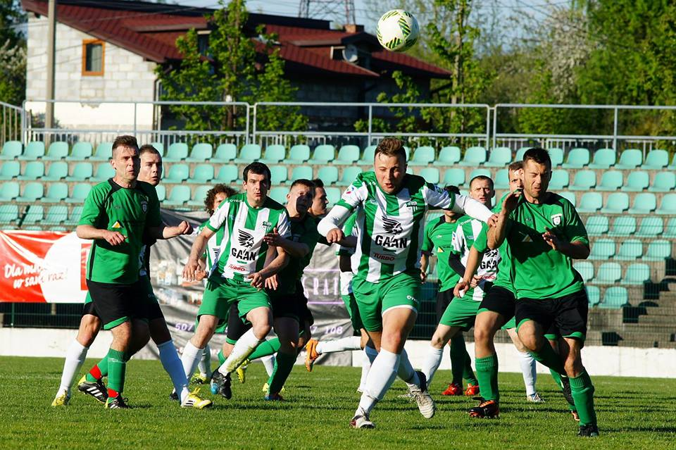 Victoria 1918 Jaworzno pokonała Górnika Siersza 8:0.