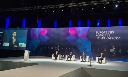 Europejski Kongres Gospodarczy w Katowicach.