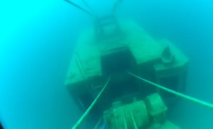 Kamery w Via Sport Diving Marina Koparki.