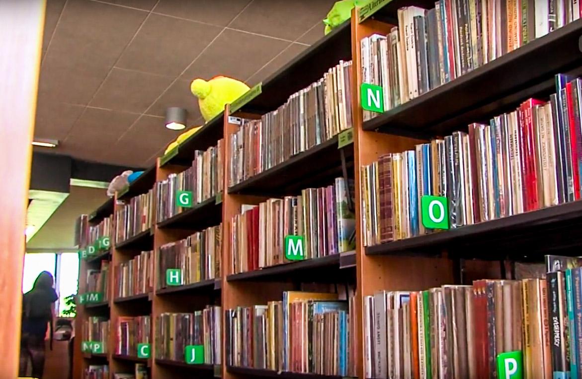 Miejska Biblioteka Publiczna zaprasza na happening.