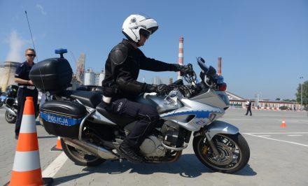 Konkurs Policjant Ruchu Drogowego. Rywalizowali funkcjonariusze z województwa