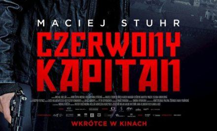 Czerwony kapitan_PLAKAT