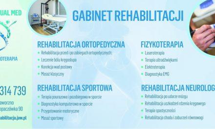Fizjoterapeuta Manual-Med Jaworzno