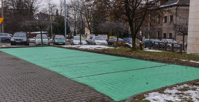 zielone strefy