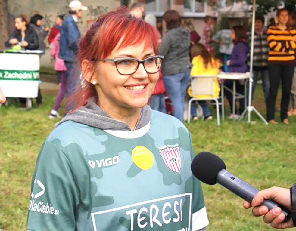 Teresa Kondoszek