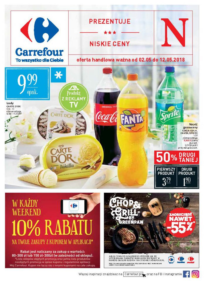 cc75a6a1 Gazetki promocyjne hipermarketu Carrefour Jaworzno | Jaworznicki ...