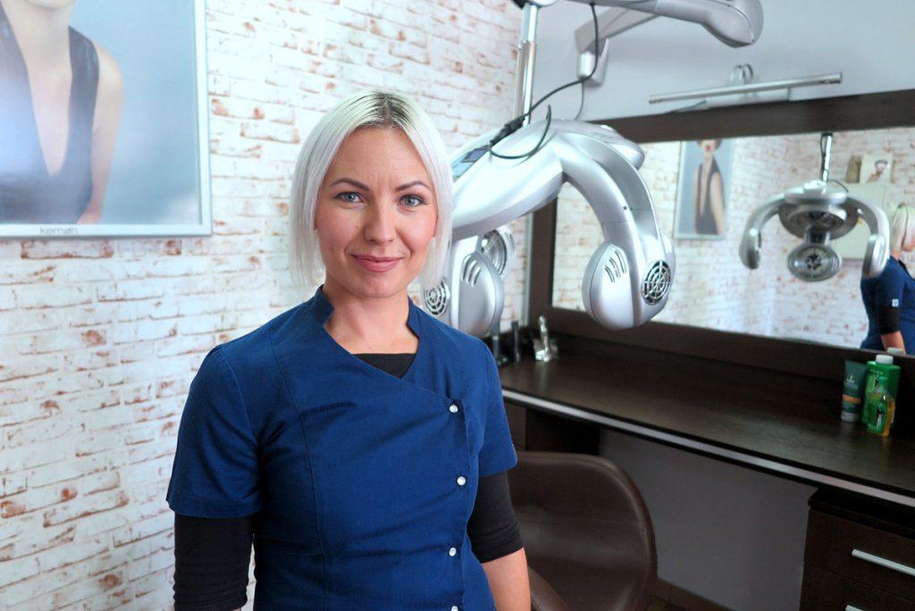 Karolina Salon Fryzjerski Nagrodzony Pierwszym Miejscem W