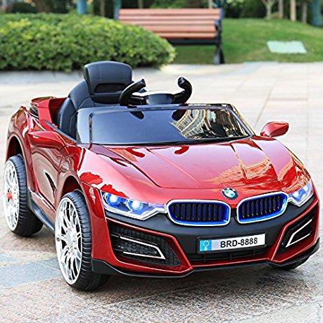 Nowość Jaki samochód na akumulator dla dziecka – jaki wybrać GN33