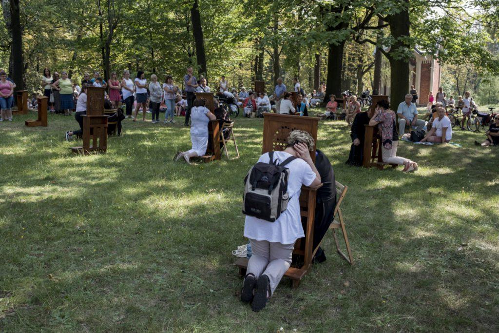 19 sierpnia. Piekary Śląskie. Pielgrzymka Kobiet.