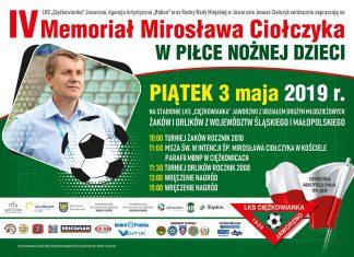 Memoriał Mirosława Ciołczyka 2019