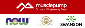 Odżywki i Suplementy Diety Musclepump