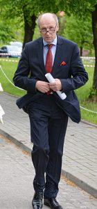 Józef Kurek, dyrektor Wielospecjalistycznego Szpitala w Jaworznie