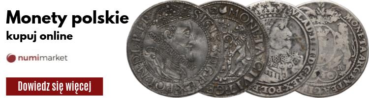 Polskie monety - Numimarket.pl