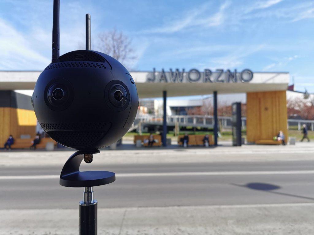 Insta360 pro 2, kamera VR.